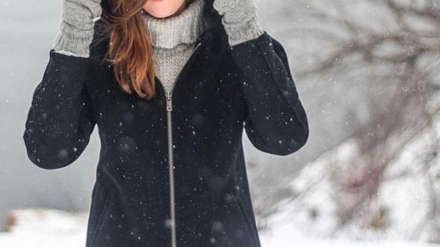 暖かい 温かい 服