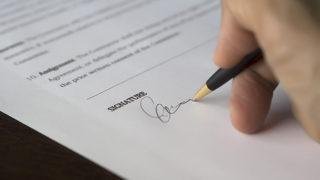 署名 記名 サイン 違い