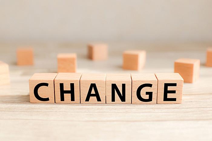変える・替える・換える・代える